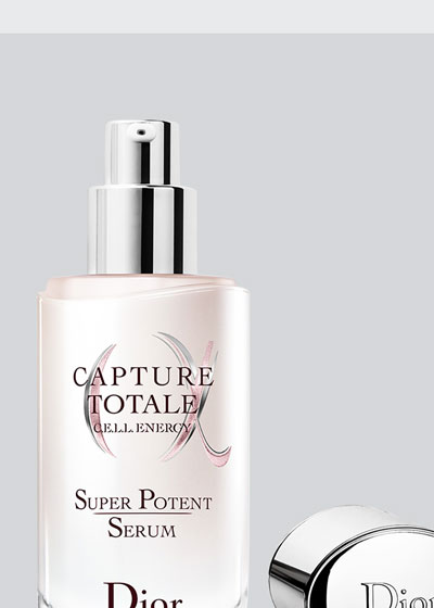 Capture Totale C.E.L.L. ENERGY Super Potent Age-Defying Intense Serum  1.0 oz. / 30 mL