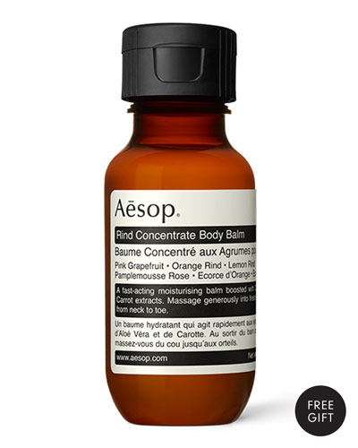 Yours With Any Aesop Purchase
