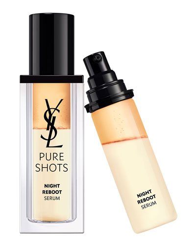 Pure Shots Night Reboot Resurfacing Serum Refill