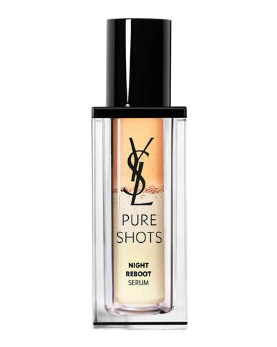 Pure Shots Night Reboot Resurfacing Serum  1 oz./ 30 mL