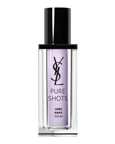 Pure Shots Lines Away Anti-Aging Serum, 30ML