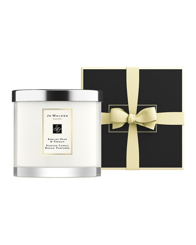 English Pear and Freesia Deluxe Candle, 21 oz./ 600 g