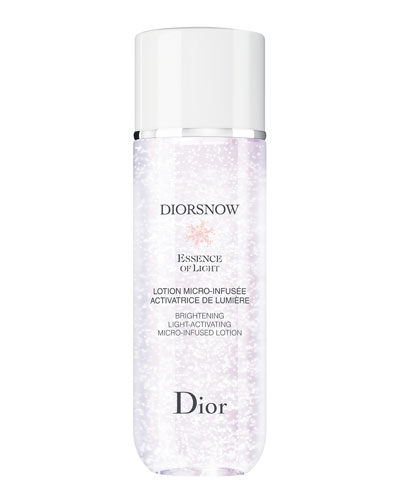 Diorsnow Essence of Light Brightening Light-Activating Micro-Infused Lotion  5.91 oz./ 175 mL