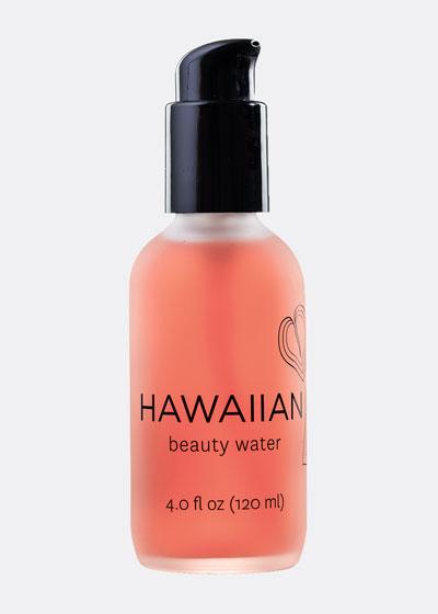Hawaiian Beauty Water, 4 oz./ 120 mL