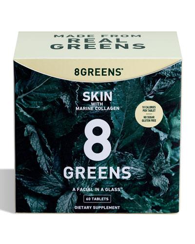 Skin Supplement with Marine Collagen, 6 Pack
