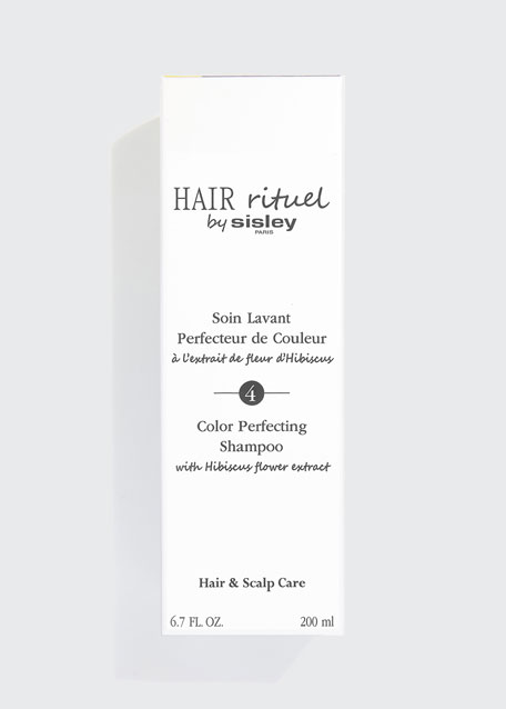Color Perfecting Shampoo with Hibiscus Flower Extract, 6.7 oz. / 200 ml