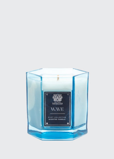 Wave Candle, 9 oz./ 255 g