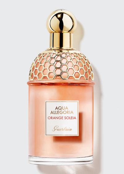 Aqua Allegoria Orange Soleia Eau de Toilette, 4.2 oz./ 125 mL