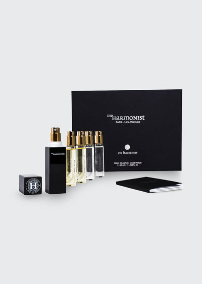Yin Fragrances Travel Collection