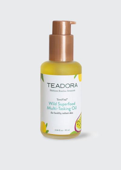 TerraVital Wild Superfood Multi-Tasking Oil, 3.04 oz./ 90 mL