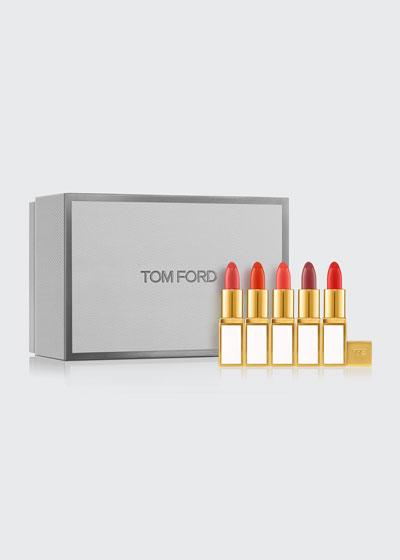 Deluxe Mini Lip Color Sheer Set