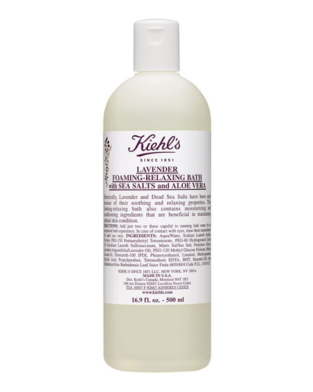 Lavender Foaming-Relaxing Bath, 16.9oz