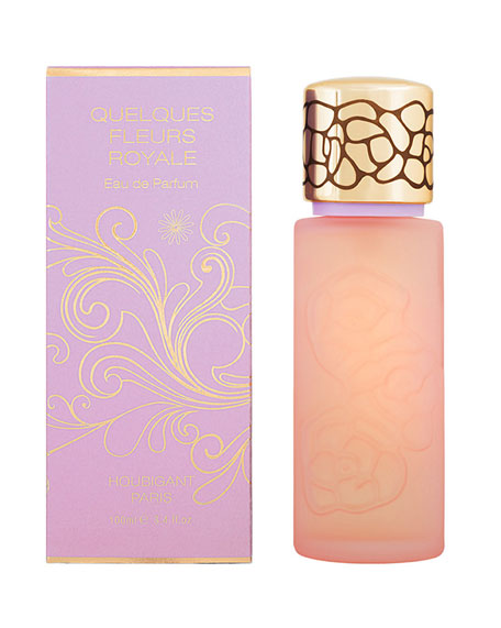 Quelques Fleurs Royale Eau de Parfum, 3.4 oz.