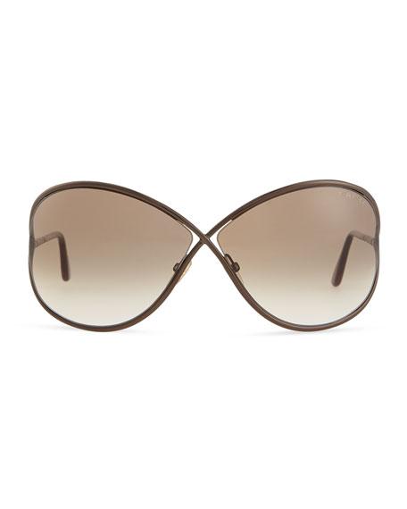 Miranda Sunglasses, Bronze
