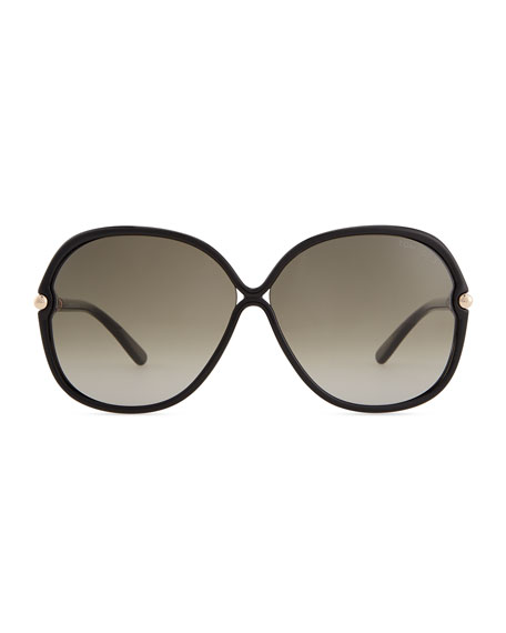 Islay Sunglasses, Black