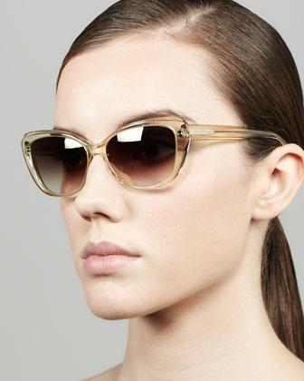 1007908c61 Barton Perreira Broadus Sunglasses on PopScreen