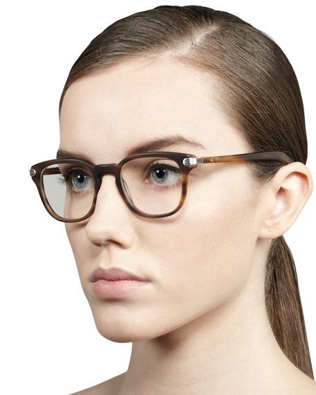 25th Anniversary Fashion Glasses, Matte Sandalwood