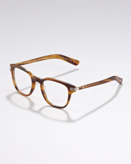 25th Anniversary Fashion Glasses, Matte Sandalwood