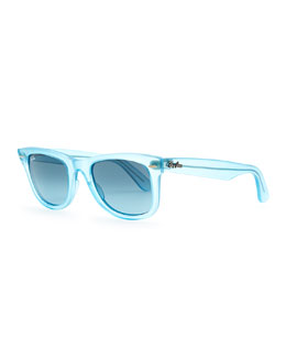 Ray-Ban Ice Pop Sunglasses, Blue