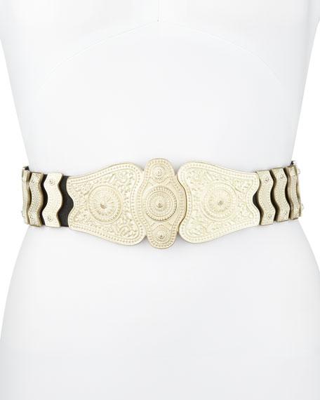 Silvertone Gladiator Stretch Belt