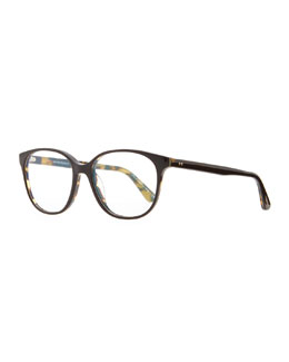 Rita 52 Fashion Glasses, Black