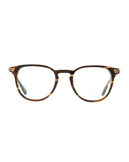 Ennis 48 Fashion Glasses, Coco/Brown