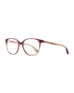 Oliver Peoples Rita 52 Fashion Glasses, Fig