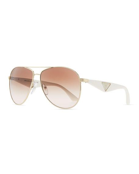 Aviador Gafas De Sol De Prada 3yt9EGeMx