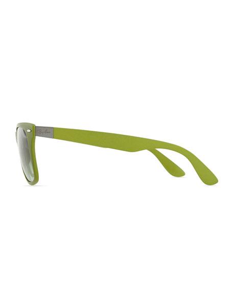 Liteforce Tech Wayfarer Sunglasses, Green
