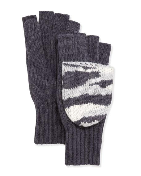 Camouflage Flip-Top Mitten/Gloves