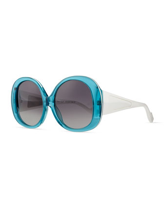 Sunglasses Courreges