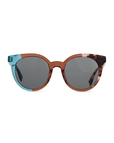 99d64ce0b65 Fendi Limited-Edition Colorblock Sunglasses