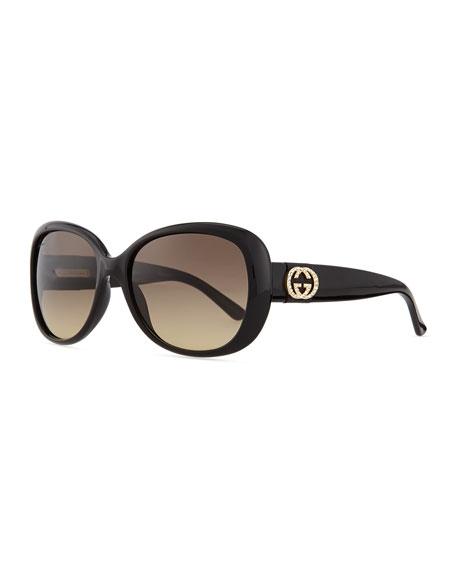 f904aefd2 Gucci Gg Logo Sunglasses ✓ Sunglasses Galleries