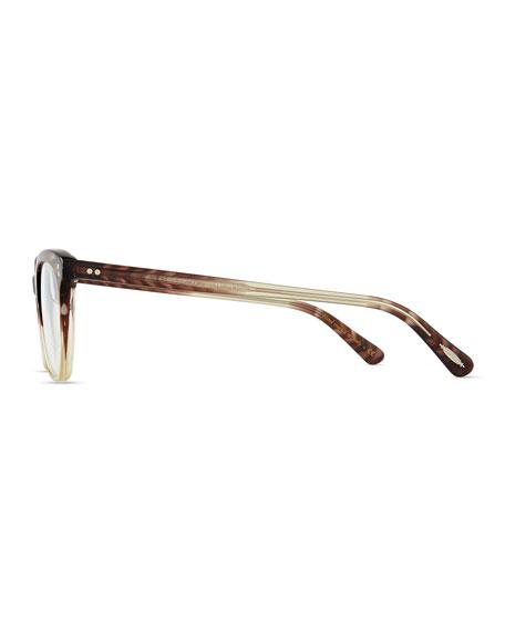 Jardinette Acetate Fashion Glasses, Henna