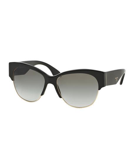 Prada Rimless Glasses Frames | Louisiana Bucket Brigade