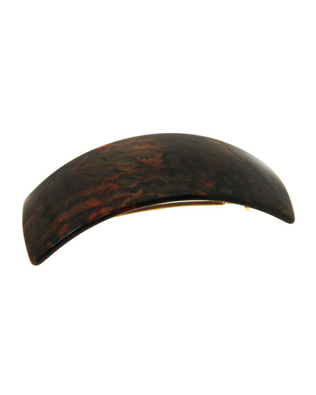 Rectangle Volume Barrette