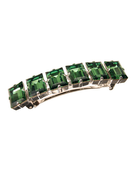 Treasure Trove Crystal Barrette