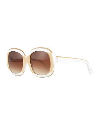 Sunglasses Courreges
