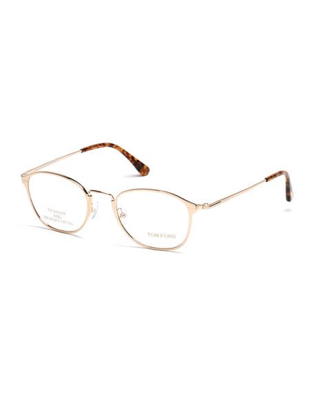 Limited Edition Beta Titanium/Memory Metal Fashion Glasses