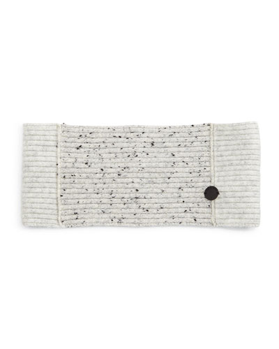 Catherine Ribbed Knit Cashmere Headband
