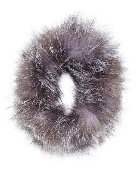 Adrienne Landau Fox Fur Headband 5210839a662