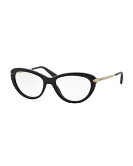 Cat-Eye Fashion Glasses