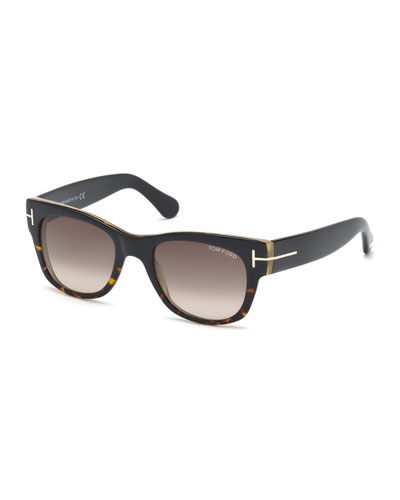 Cary Havana-Detail Sunglasses