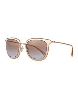 Annetta Butterfly Sunglasses