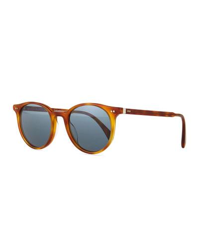 Delray Sun 48 Photochromic Sunglasses, Blonde Tortoise