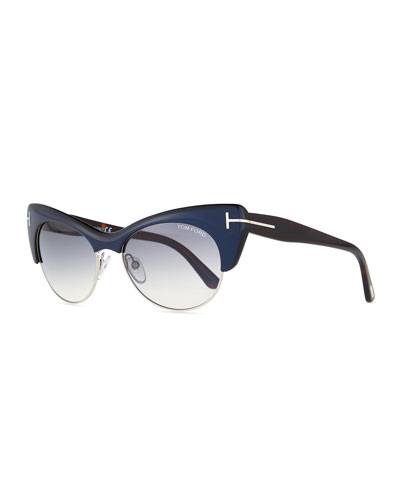 Lola Cat-Eye Sunglasses