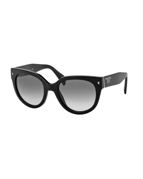 50a68a8aef Prada Heritage Cat-Eye Sunglasses