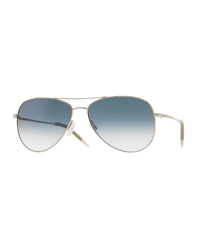 Kannon Photochromic Aviator Sunglasses