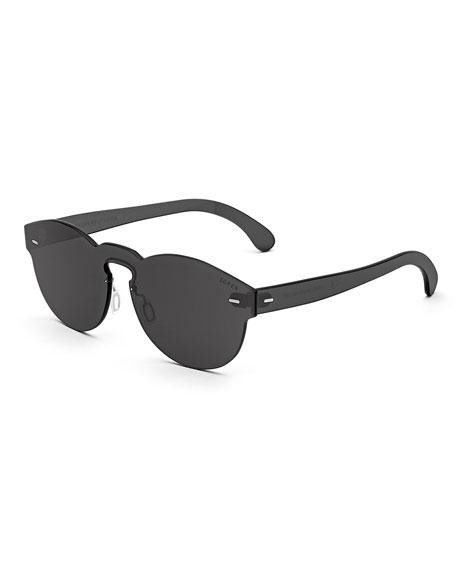 Super by Retrosuperfuture Tuttolente Paloma Sunglasses, Black