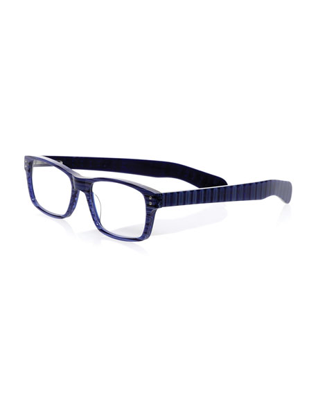 Roy D Patterned Acetate Readers